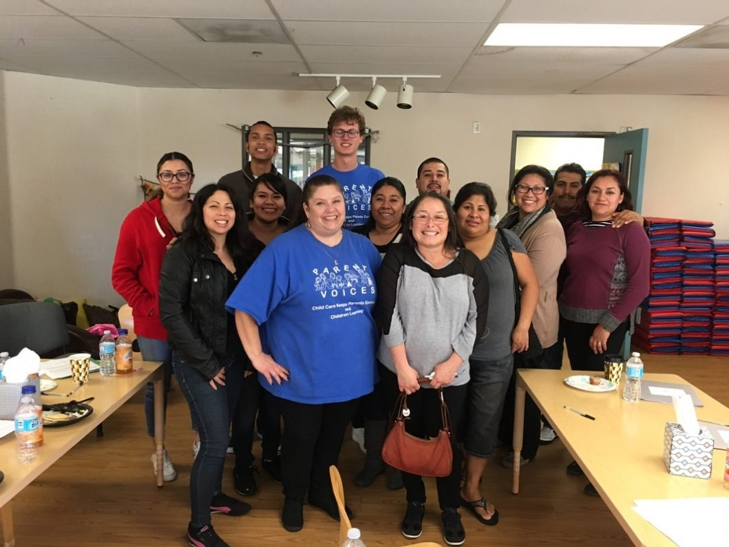 Parent Voices, San Diego Chapter -- DEY Grantee