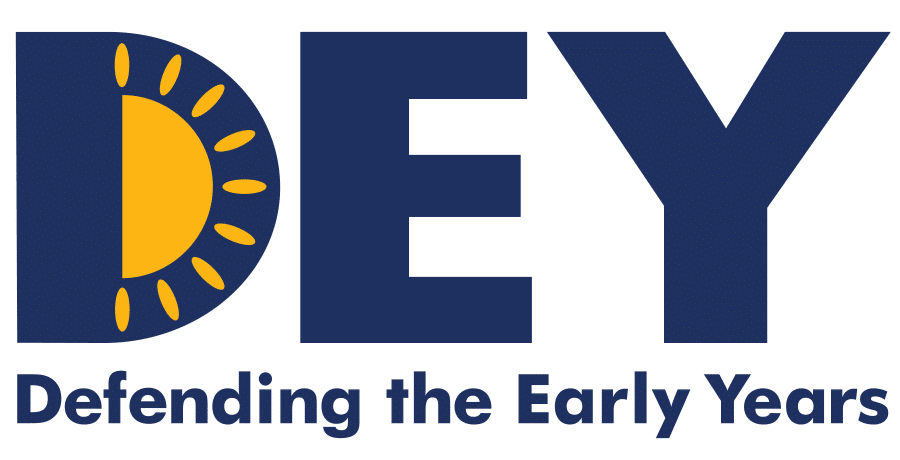 Defending the Ealry Years -- advocating for a just, equitable, and quality early childhood education for every young child