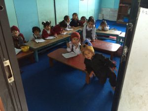 DEY advocates a play-based learning for young children