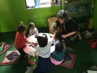 Defending the Early Years -- children learn via play