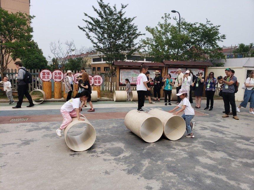 True Play -- Anji County, China