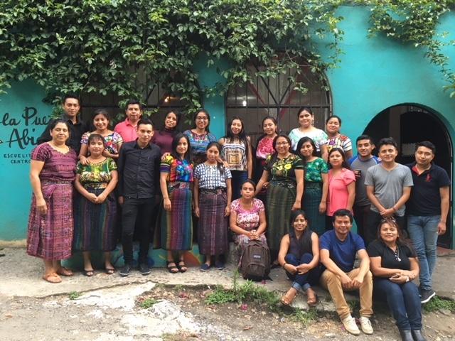 La Puerta Abierta Learning Center, Santiago Atitlan, Guatemala