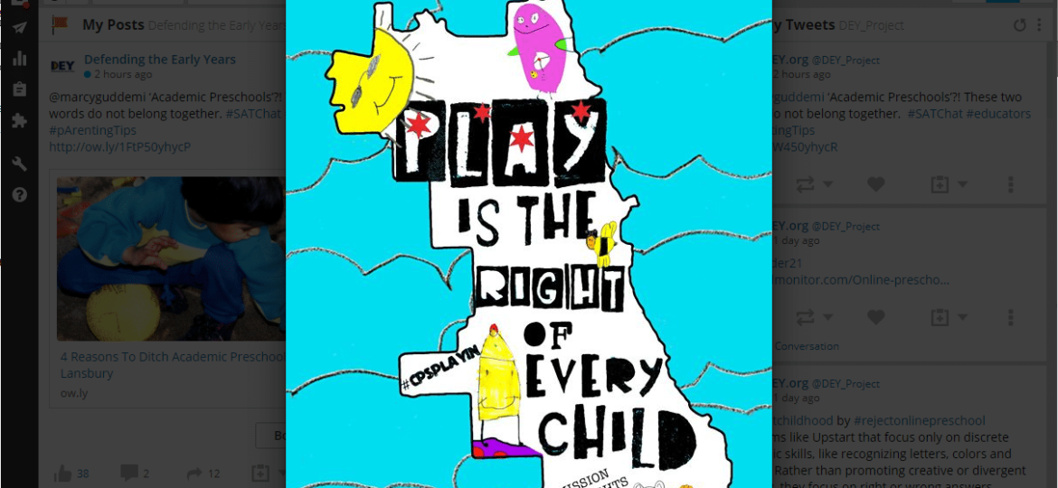 play is the right